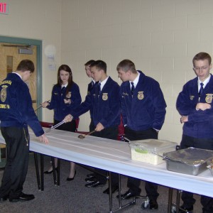 Serving Line – Southern Wells FFA